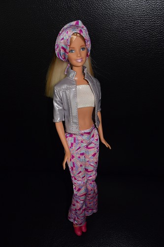 no;2 barbie pop compleet