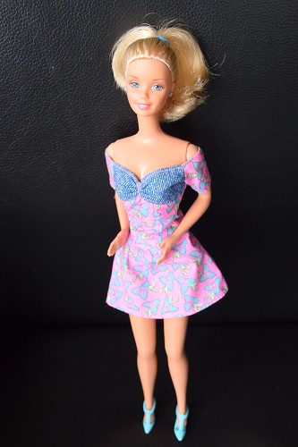 no;6 barbie pop compleet
