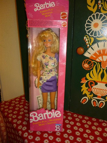 no;7 barbie